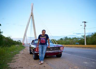 Вадим Пекуш инженер-механик автомобильного транспорта (восстановление FORD MUSTANG GT 1967 г.в.)